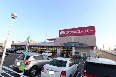 アオキスーパー八田店