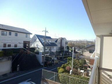 ★最上階からの眺めです★