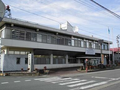中山町役場