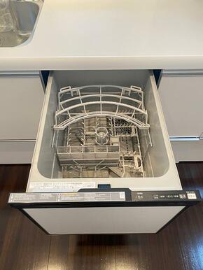 食洗器付きのキッチンになります。