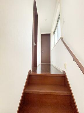 3階の廊下になります。
