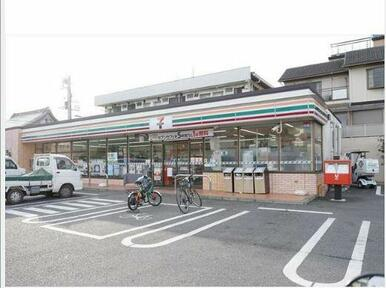 セブンイレブン 横浜東俣野町店