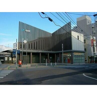 JR阿南駅