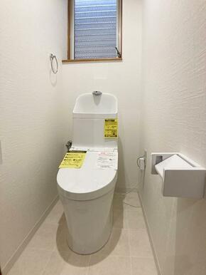 「1階トイレ」新品交換済み