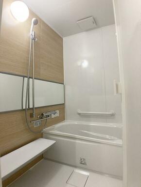 「浴室」新品交換済み