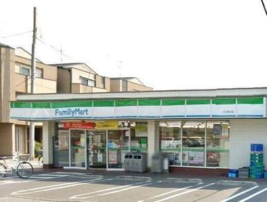 ファミリーマート川口前川店