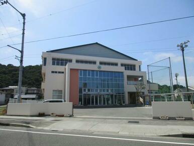 徳島市立津田中学校