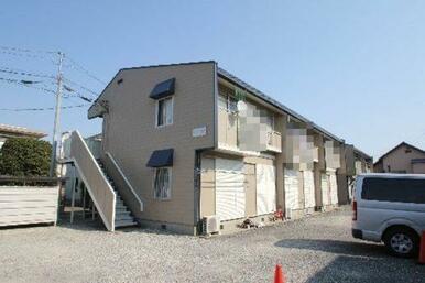 積水ハウス施工軽量鉄骨造2階建てです♪