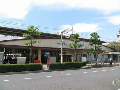 東武伊勢崎・大師線「谷塚」駅