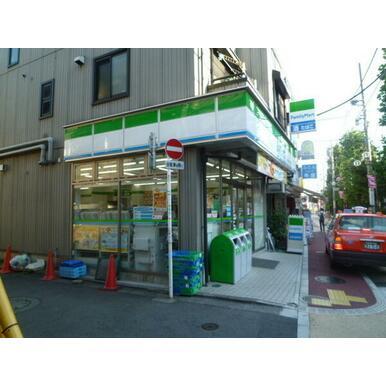 ファミリーマート大岡山東工大前店