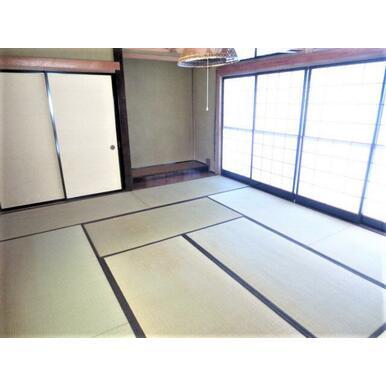 1階10畳和室