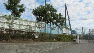 名瀬小学校