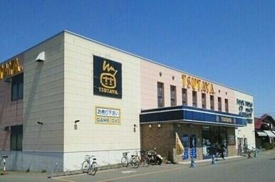 TSUTAYA滝川店