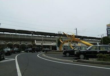 JR茂原駅