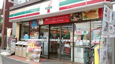 セブンイレブン横浜山手駅前店