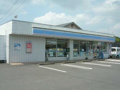 ローソン川内中郷店