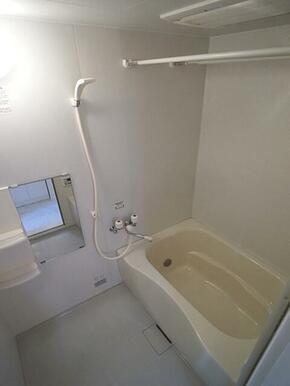 ☆浴室乾燥機で雨の日でもお洗濯物を乾かせます☆