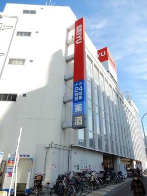 西友武蔵新城店