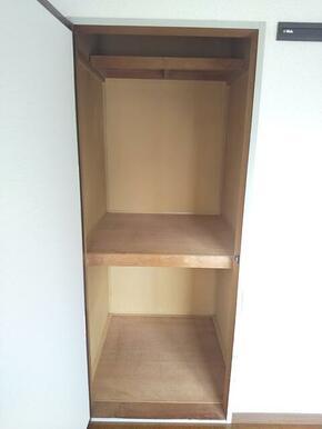 整理しやすい棚収納