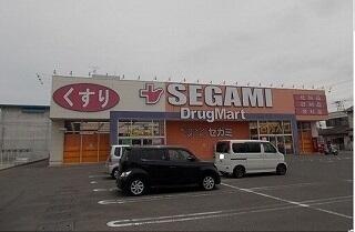 セガミ薬局さん