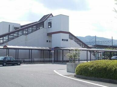 JR草津線・貴生川駅