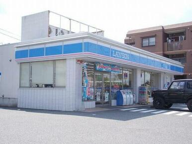 ローソン貴生川駅前店