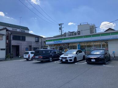 ファミリーマート 昭和安田通三丁目店