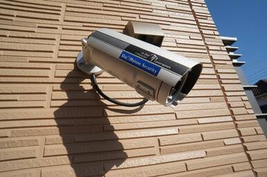 ■□防犯カメラを設置しております□■