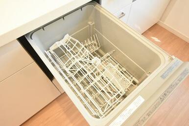 新築住宅ならではの便利さをご堪能できるよう、札幌、千歳エリアの物件には食洗器を装備しております。