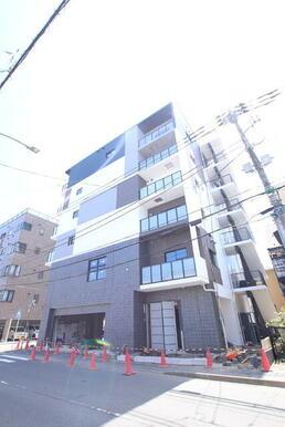 2020年9月完成の新築マンション!