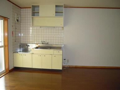 すっきりキッチン