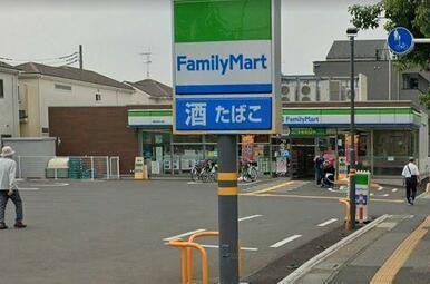 ファミリーマート越谷東大沢店