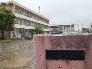 茂原市立中の島小学校