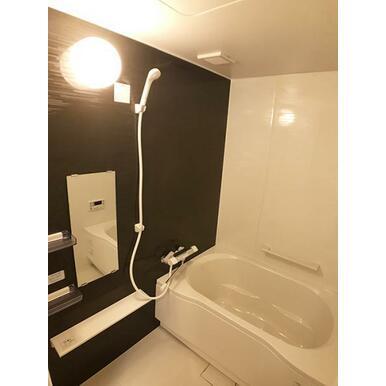 「お風呂」新品のユニットバスに交換済です