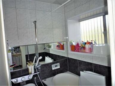 リフォーム歴有り綺麗な浴室