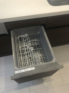 【キッチン】食洗機♪