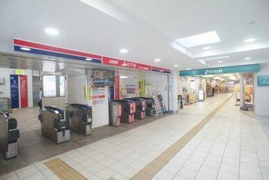 最寄りの「高井戸」駅から「渋谷」駅と「吉祥寺」駅を結ぶ京王井の頭線を利用できす♪