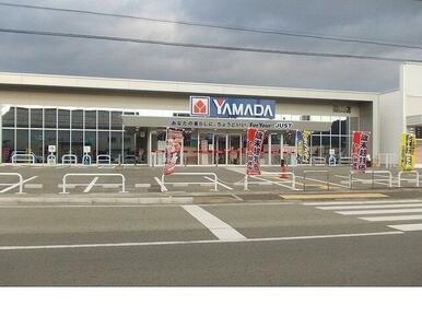ヤマダ電機テックランド篠山店様