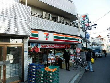 セブンイレブン川崎諏訪店