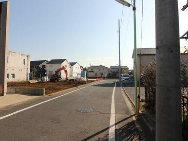 前面道路(2)