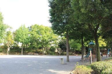 見花山かりん公園