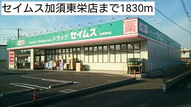 セイムス加須東栄店