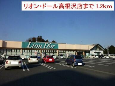リオン・ドール高根沢店