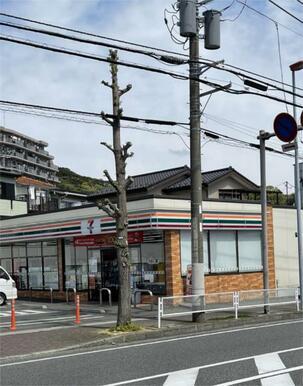 セブンイレブン 横須賀金谷店