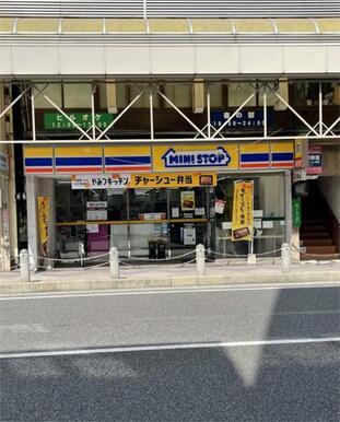 ミニストップ 衣笠駅前店