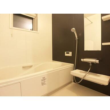 浴室クリーニング済