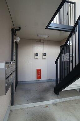 エントランス・共用階段