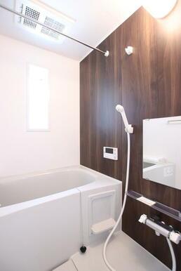 浴室乾燥・追焚き機能付き浴室