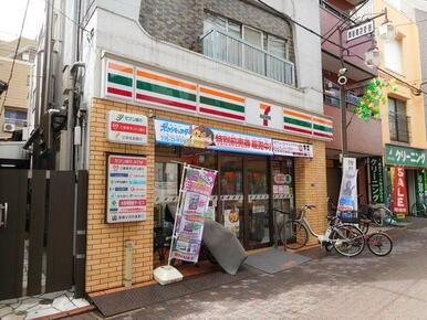 セブンイレブン御嶽山駅前店
