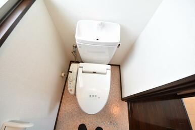 2階3階ともにトイレがございます!朝の身支度で忙しい時間にも込み合わずに済みそうですね(^^♪